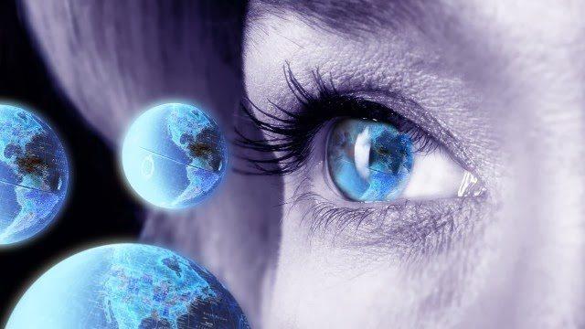 квантовый переход в многомерный мир